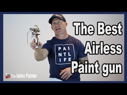 How To Repair Harbor Freight Krause Amp Becker Paint Spra