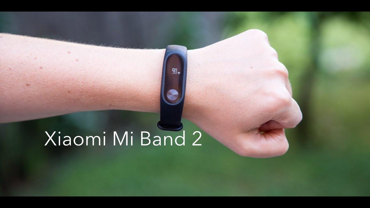 Xiaomi Mi Band 2 An 225 Lisis Ios Pulsera De Actividad Youtube