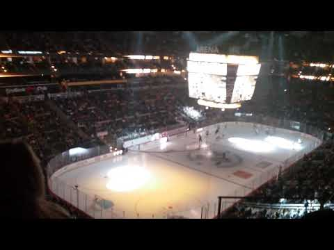 Pittsburgh Penguins VS Buffalo Sabres Intro November 14 2017