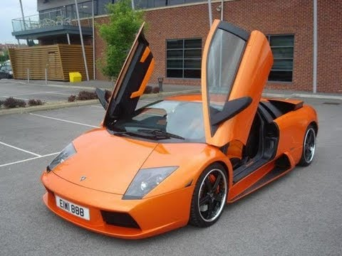 Exceptional Lamborghini Murcielago Replica Kit Car. SOLD!