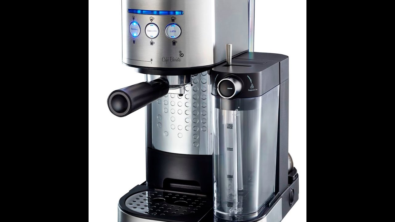 Rus Hobbs Cafe Barista One Review