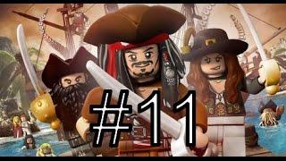 [PS3]LEGO Pirates Of The Caribbean. Прохождение #11 «Сингапур»
