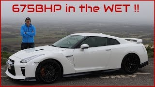 EPIC 2017 Nissan GTR with Stage 4 Litchfield Upgrade and 675BHP !!!