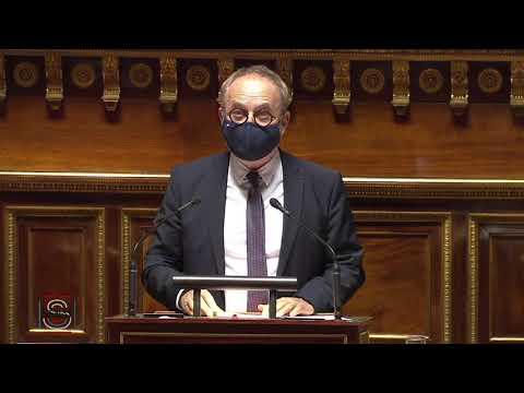 Mon intervention du 8 décembre - Proposition de loi Gouvernance et performance des ports maritimes