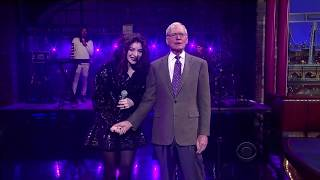 Lorde - Team (Live On Letterman)