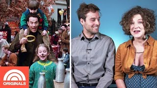 'You've Got Mail' Child Stars Reunite, Talk Tom Hanks And Meg Ryan | TODAY