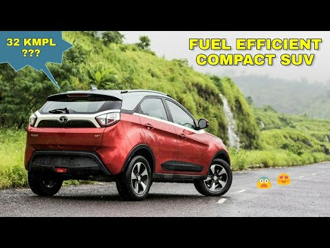 Top 10: MOST Fuel Efficient Diesel Compact SUVs in INDIA ! ! !