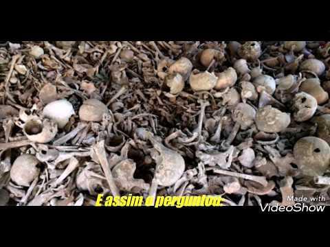 Vale de Ossos Secos - Playback com legenda (Rejanne Fogo Puro)