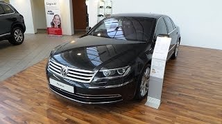 Volkswagen Phaeton 2015 In Depth Review Interior Exterior