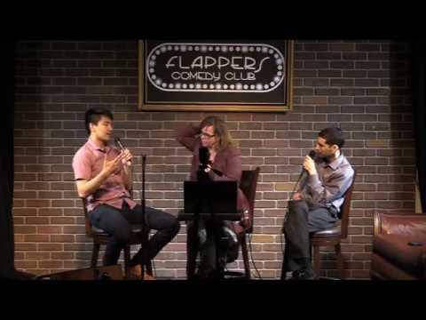 FlappCast Episode #181 w/ Jr DeGuzman Comedy Musician