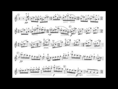 Bernstein, Leonard violin concerto Serenade after Plato's Symposium