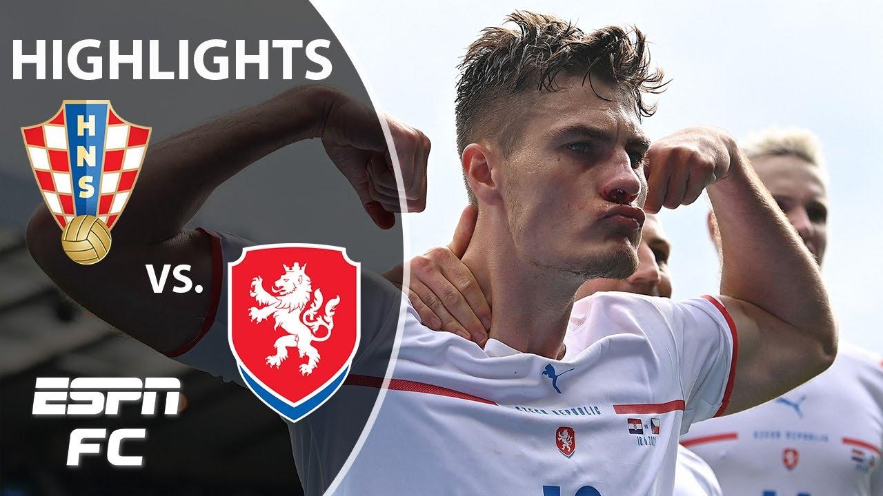 Croatia vs Czech Republic result: Schick and Perisic goals cancel ...