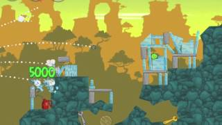 Angry Birds 23-9 Bad Piggies 3 Star Walkthrough (Angry Birds Classic 23-9)
