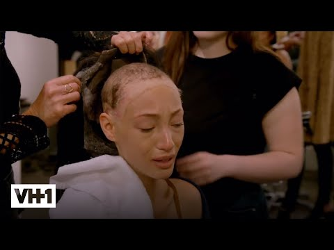 Jeana Turner Gets An Emotionally Liberating Ty-Over | America's Next Top Model