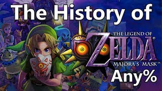 The History of Majora's Mask Any%