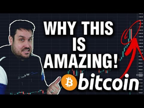 Why This Is Amazing For Bitcoin!