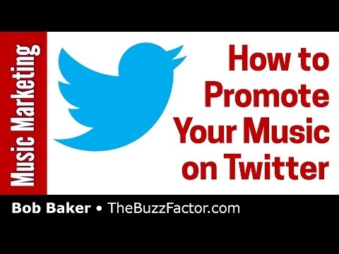 How to Promote Your Music on Twitter (Top 5 Tips)