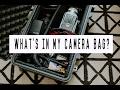 What Camera Equipment do I Use?