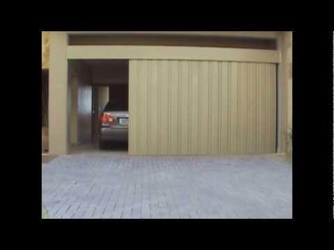Porta Garagem Palleflex Youtube