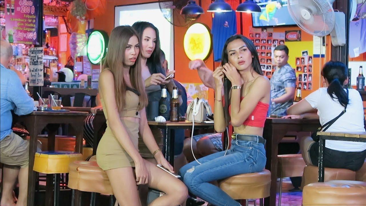 Phuket Night Scenes - Vlog 342