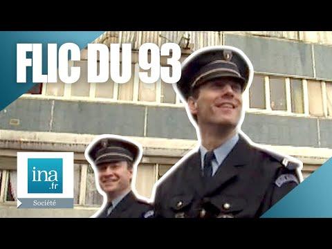 1993 : Deux flics à la cité des Bosquets   Archive INA