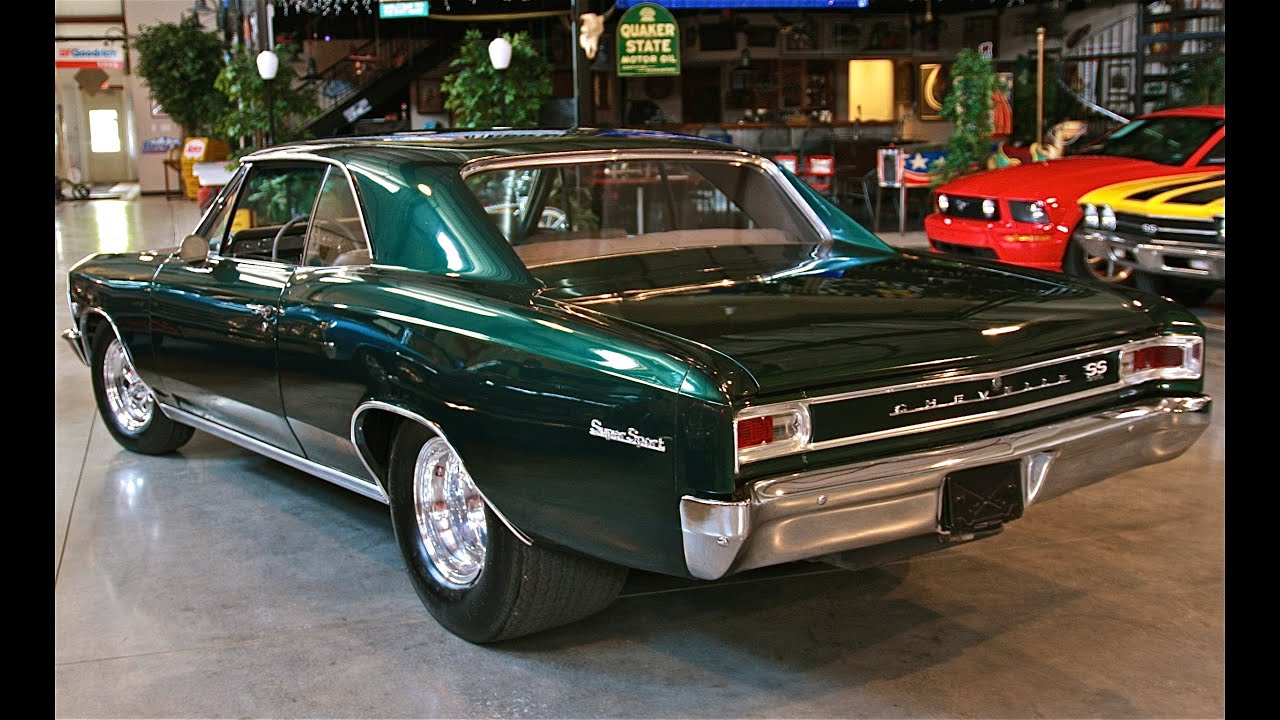 SOLD***1966 SS Chevelle, Big Block, 4 speed, For Sale, Passing ...