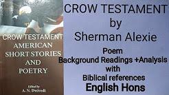 sherman alexie summary