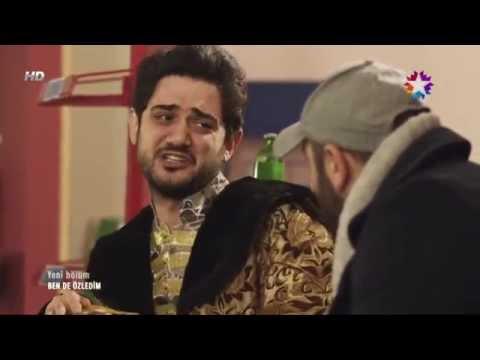 Cihan Ercan'ın Ben de Özledim dizisinde Pozantı Çıkartması