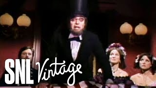 Abraham Lincoln: The Real Story - SNL