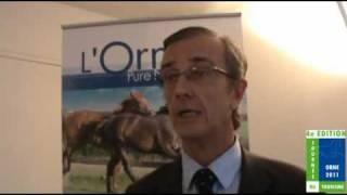 Interview de Patrick LE NOACH - Directeur de l'Office de Tourisme de Tours - Val de Loir