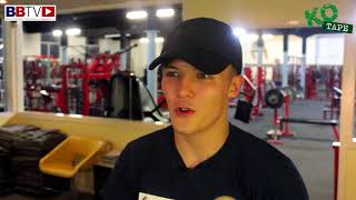JOSH WARRINGTON LOOKS BACK AT THE NIGHT HE BEAT LEE SELBY TO BECOME WORLD CHAMPION