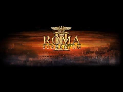 Обзор мода Roma Surrectum III (Rome: Total War) - 1 часть
