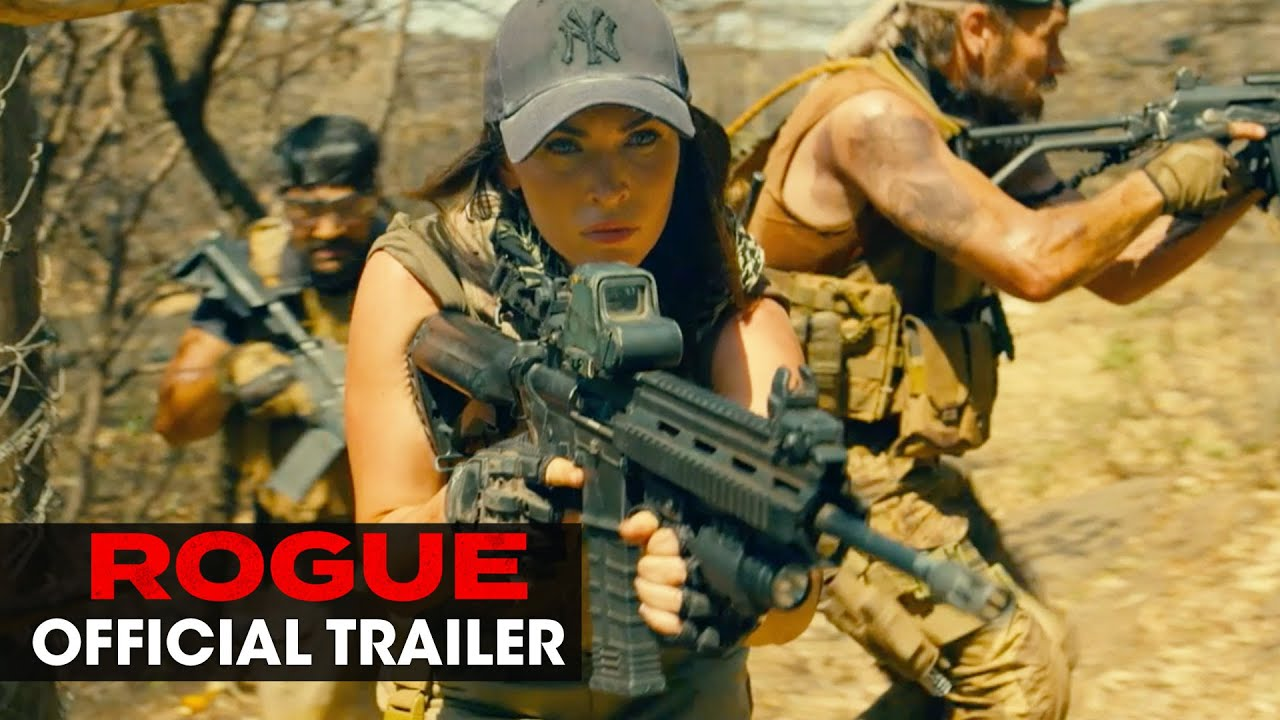 Megan Fox is terug in Rogue trailer