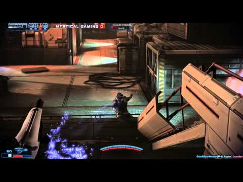 Mass Effect 3 Multiplayer Gameplay 84 (Silver) (PC) HD