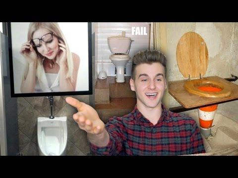 Most Ridiculous Bathroom Photos
