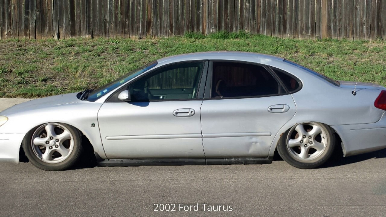 2002 ford taurus youtube