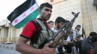 Размышления о войне в Сирии