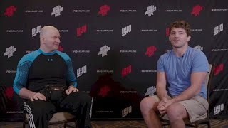 Khabib vs GSP? Ben Askren & John Danaher Discuss
