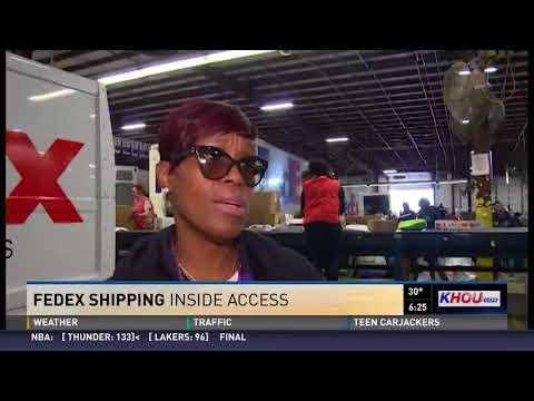 Inside Access: FedEx Shipping