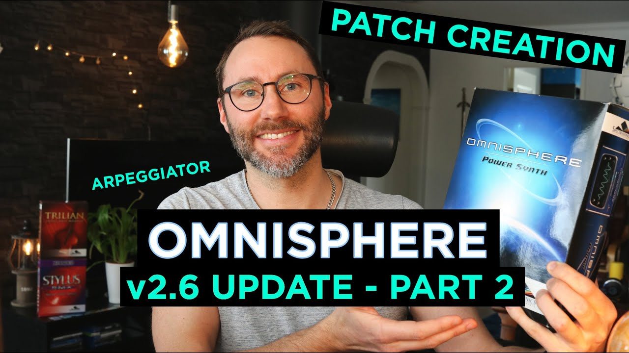 Omnisphere 2 6 First Look & Review of New Features