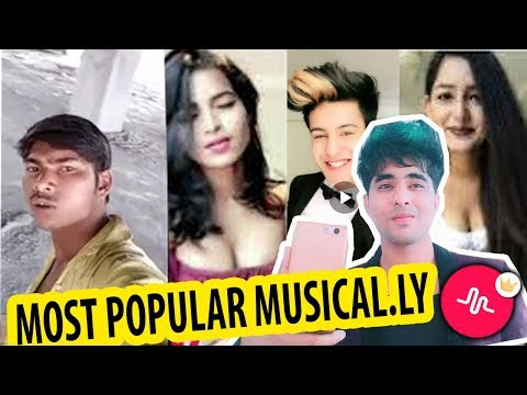 MOST POPULAR MUSICAL.LY VIDEOS 2018 | Rohit Kumar Gutka Bhai MUSICAL.LY | MANJUL MUSICAL.LY