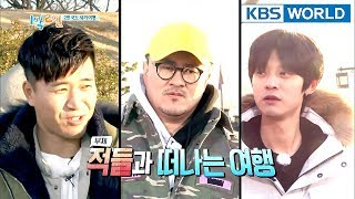 2Days & 1Night Season3 : Route 2 of Three Meals Race Part 1[ENG/THA/2018.03.18]
