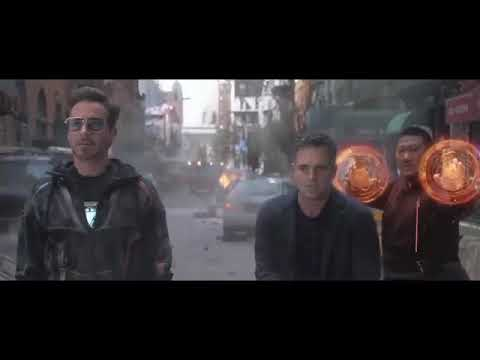 Avengers all funny scene in hindi avengers infinity war