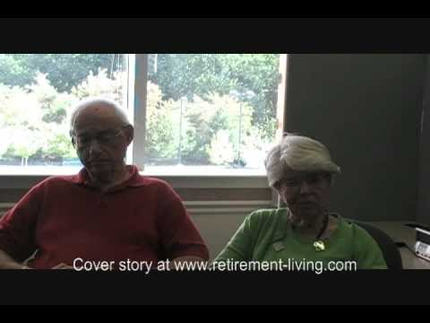 Pioneers in Senior Living - Guide to Retirement Living SourceBook Cover Story