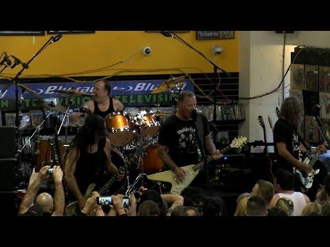 Metallica: Metal Militia (Live on Record Store Day 2016)