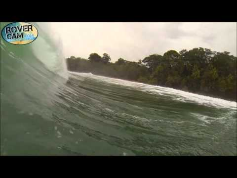 Surfing Central America + Brandon Todd + Rovercamsurf