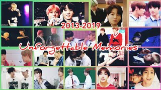Taekook unforgettable moments 2013-2019 ( love means kookv_taekook)😍💜💖