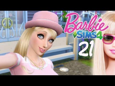 The Sims 4 Barbie #21 เปิดร้านเสื้อผ้าแฟชั่น