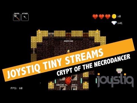 Joystiq Tiny Streams: Crypt of the NecroDancer