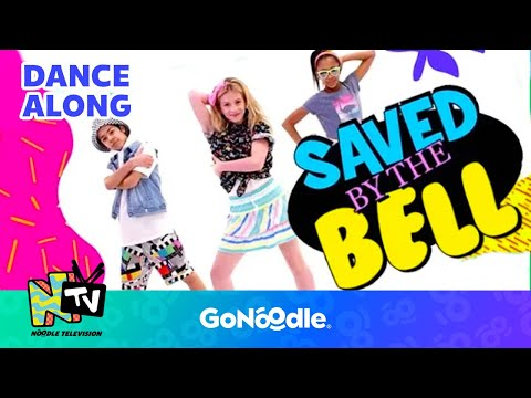 Saved By The Bell - NTV | GoNoodle - YouTube